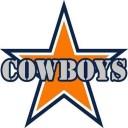Craigavon Cowboys Logo