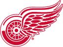 Detroit Red Wings Logo 1948-49