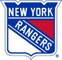 New York Rangers Logo 1999-2000