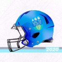 University College Dublin American Football Logo