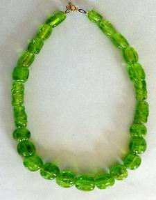 SringGreenNecklace