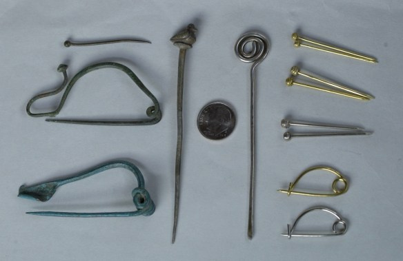 Fibulae and Pins