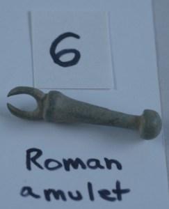 Roman Amulet 6