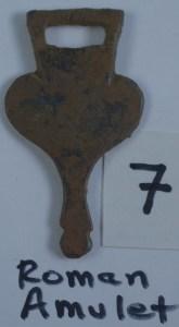 Roman amulet 7