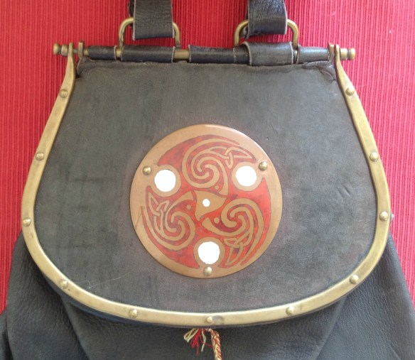 Frame Purse Lid