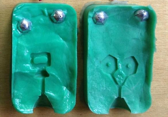 RTV molds