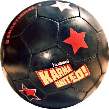 Soccer ball Sensational black 01