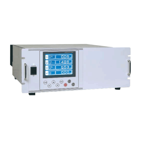 Fuji ZRJ ZKJ Infrared Gas Analyser