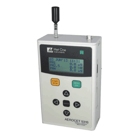 Met One 531S Particle Mass Counter & Profiler