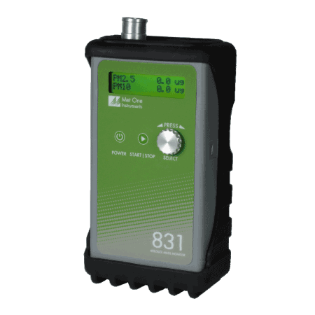 Met One 831 Dust Meter