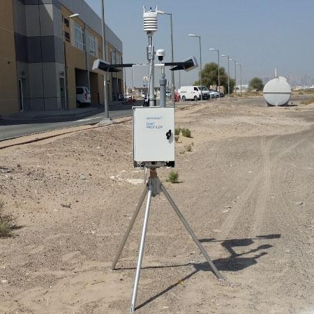 rental air quality analyzers