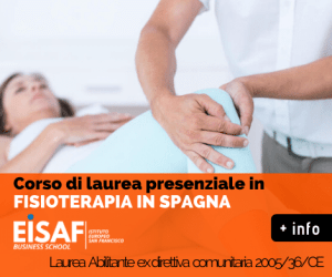 Laurea in Fisioterapia in Spagna