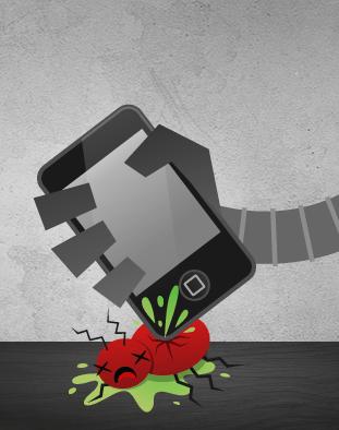 Mobile+Positive Robot Bug Report