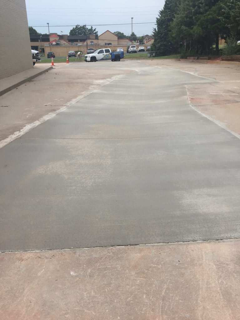 Commercial Concrete Repair