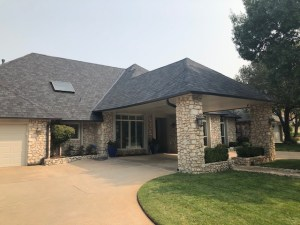 Roofing - New CERTAINTEED Impact Resistant Belmont luxury roof with new gutters. Exterior paint - Wood repairs with Smart trim installed. New paint on entire home.
