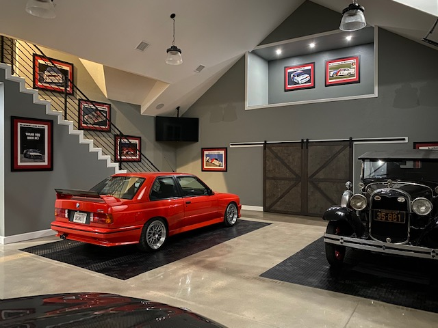 The Ultimate Man Cave!