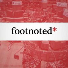 Footnoted