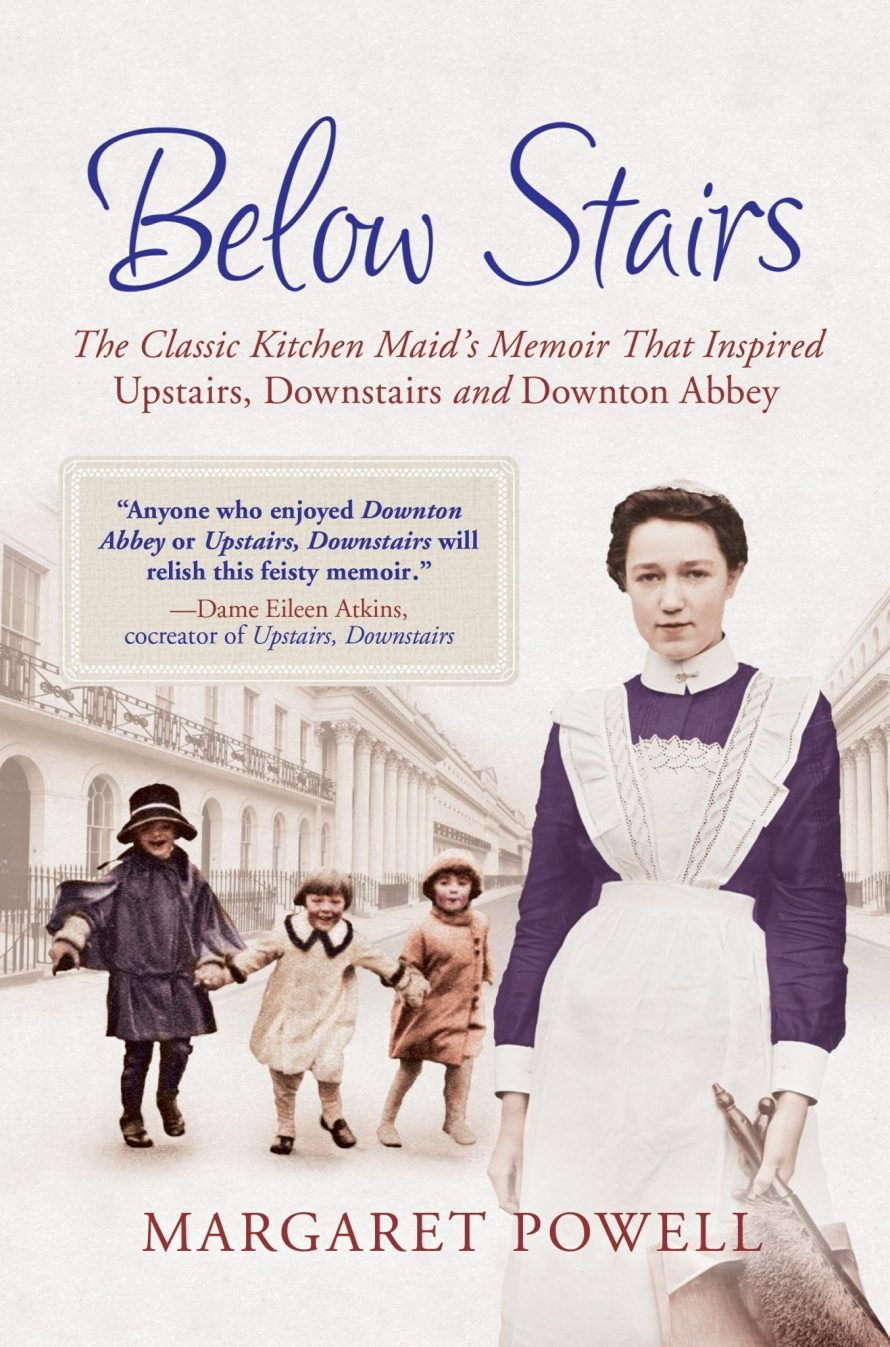 Book Club: Below Stairs