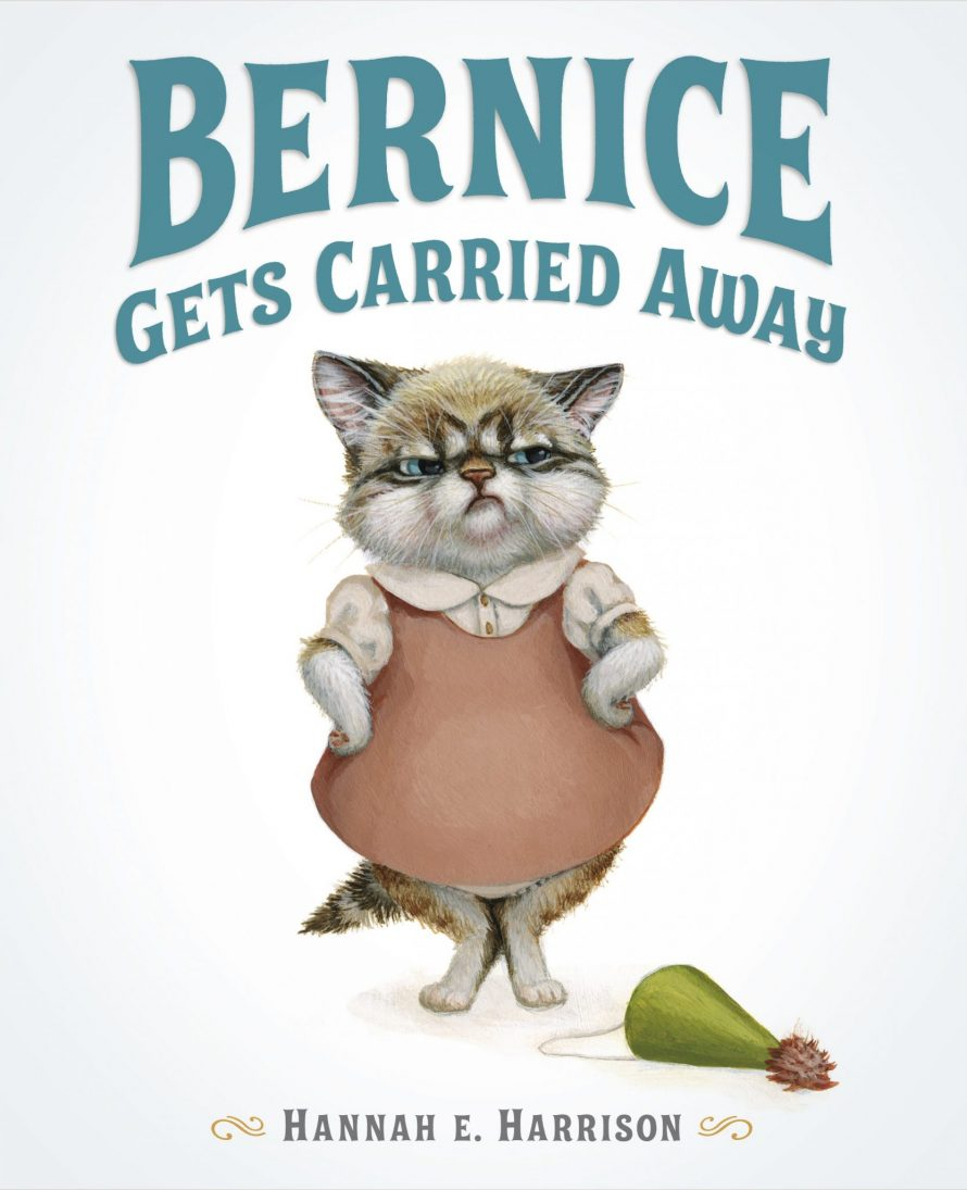 Bernice Gets Carried Away by Hannah E. Harrison