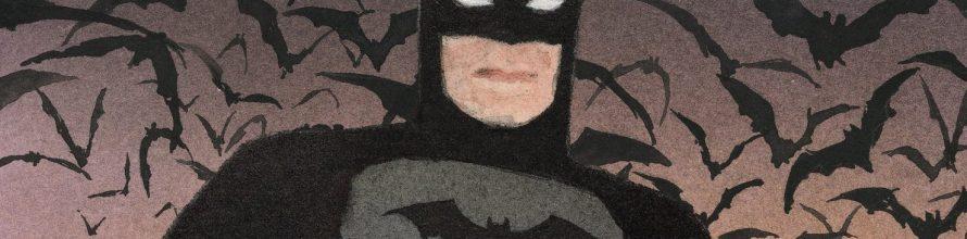 Batman's Dark Secret by Kelley Puckett