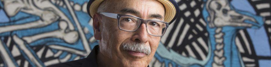 Juan Felipe Herrera Named Poet Laureate