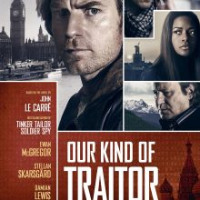 Modern Times Film: Our Kind of Traitor