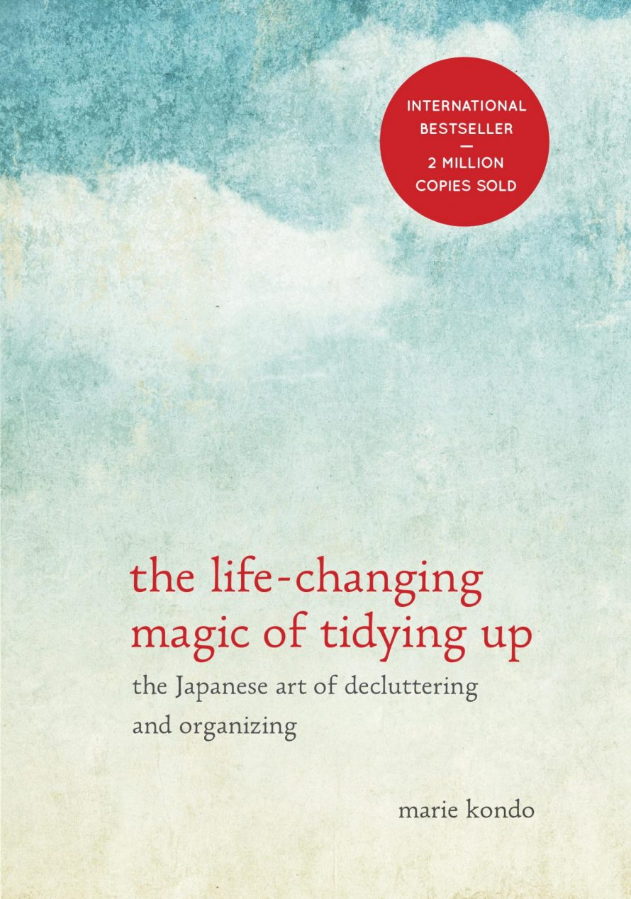 Book Club: The Life-Changing Magic of Tidying Up