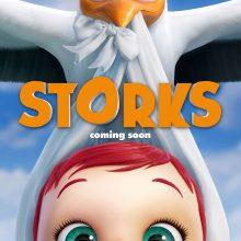 Movie Monday: Storks