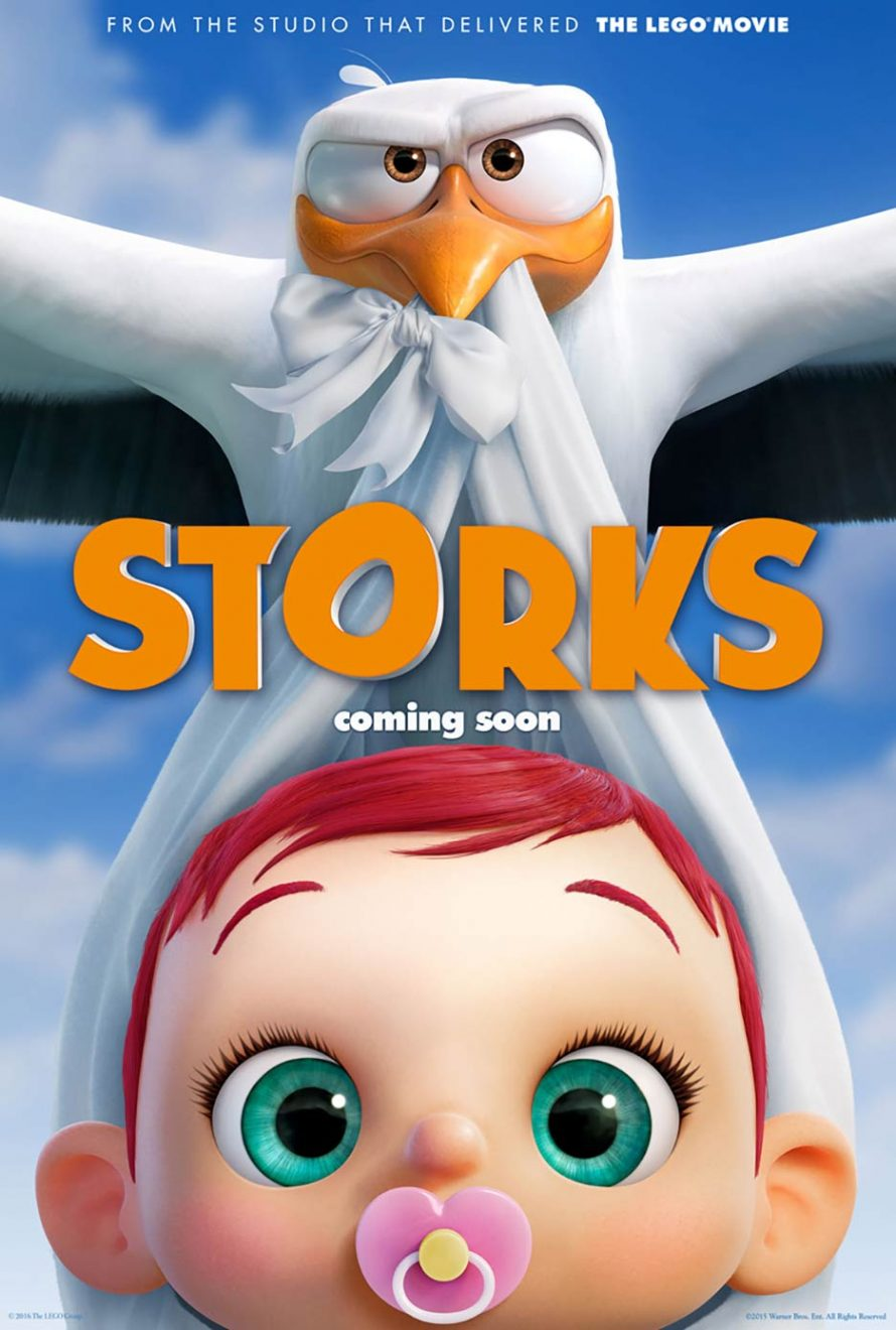 Movie Monday: Storks