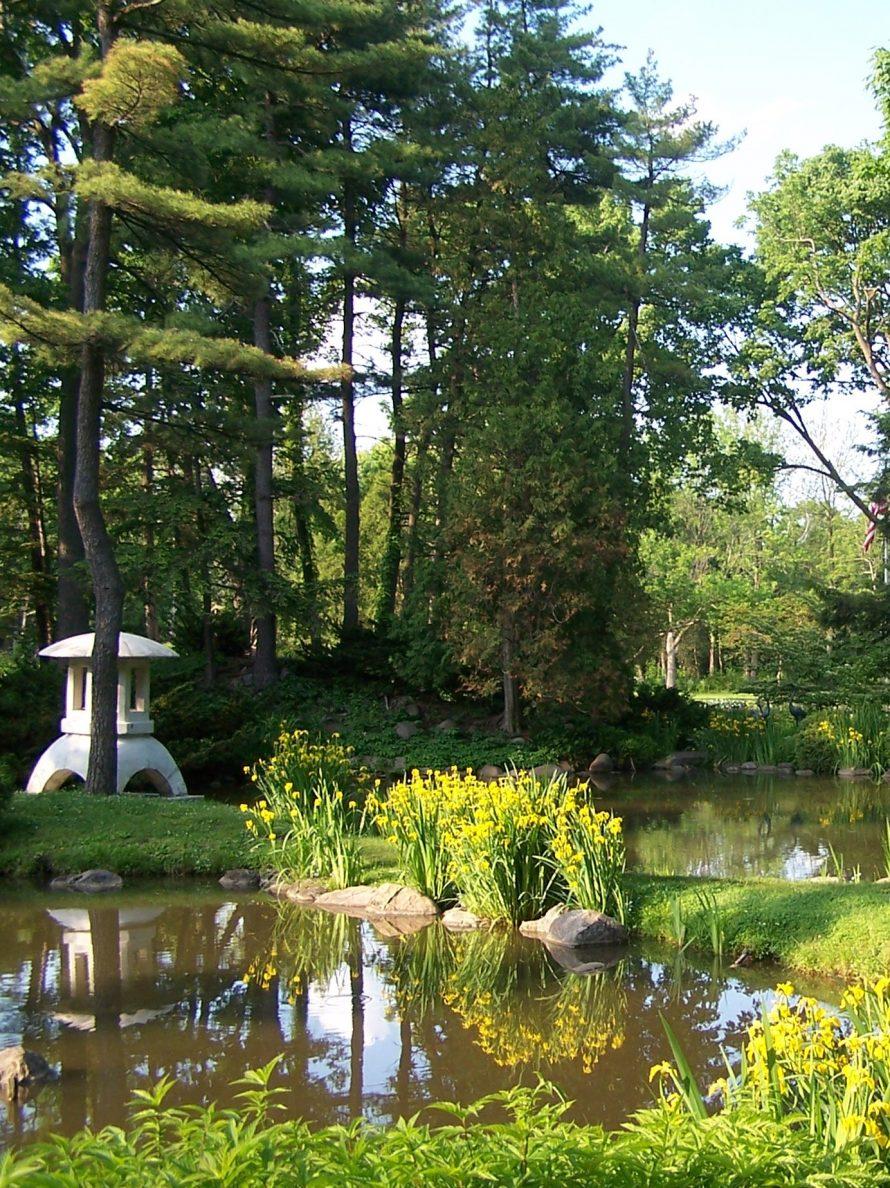 Bus Trip: Fabyan Villa and Japanese Gardens
