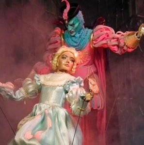 Bus Trip: Puppet Opera Theatre