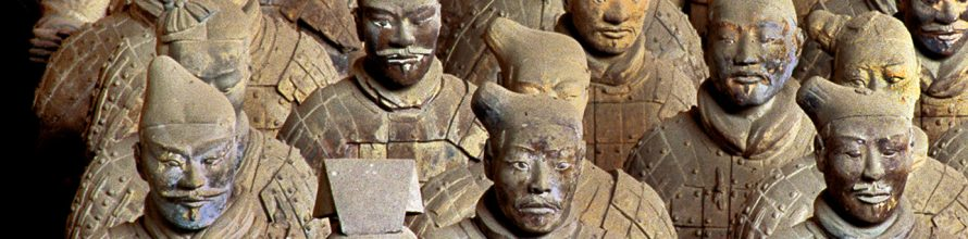 Bus Trip: China's Terracotta Warriors at the Field Museum