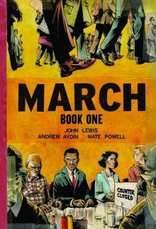 March Books 1-3