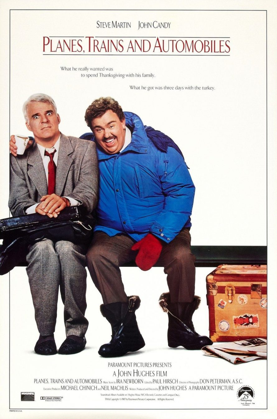 Classic Film Series: Planes, Trains & Automobiles