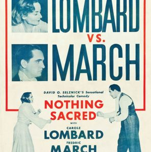 Classic Film Series: Nothing Sacred