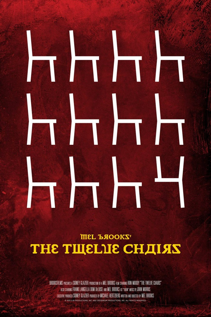 Classic Film Series: The Twelve Chairs