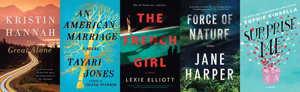 February LibraryReads Books