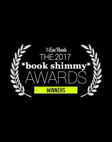 The 2017 Book Shimmy Awards Winners