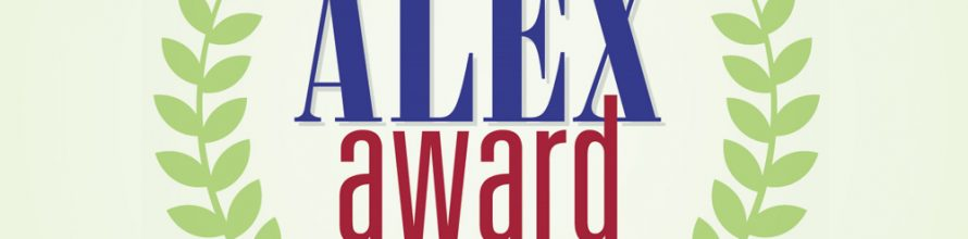 2020 Alex Award Winners