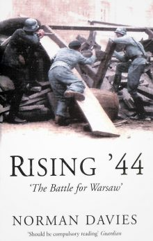Polish Heritage Book Club: Rising '44: The Battle for Warsaw