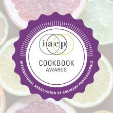 2017 IACP Cookbook Awards