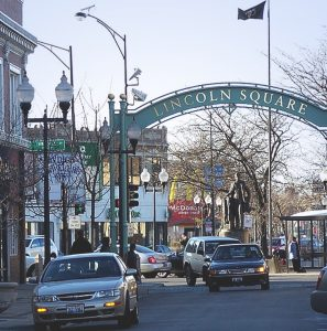 Bus Trip: Shopping in Lincoln Square