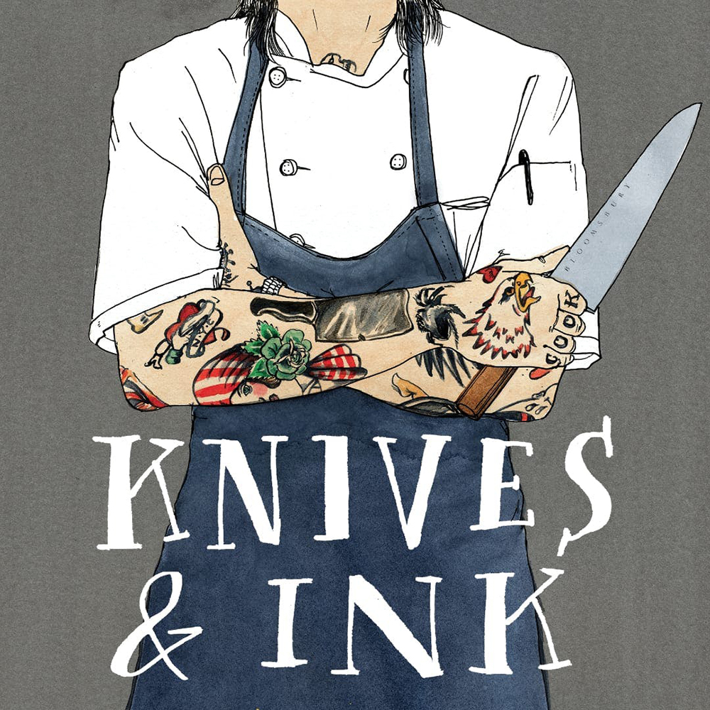 Knives and Ink