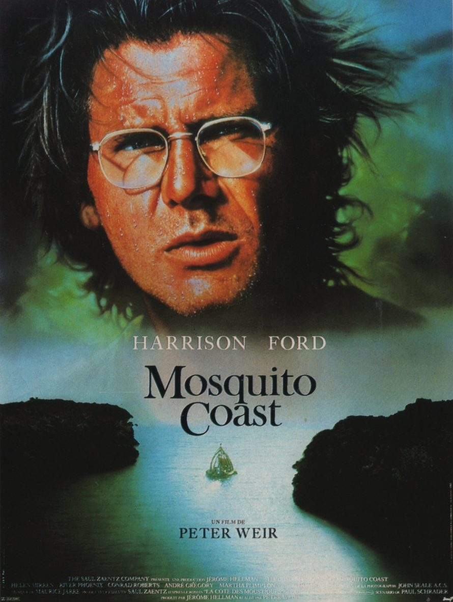 Page to Screen Club: The Mosquito Coast