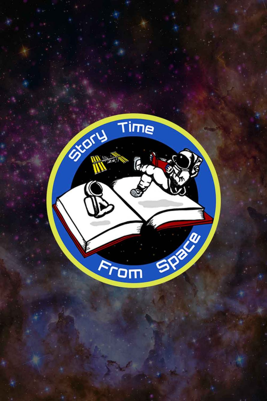 Hear a Story Read from Space!