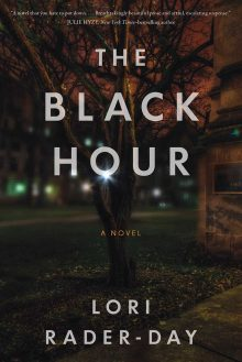 Adult Book Discussion: The Black Hour