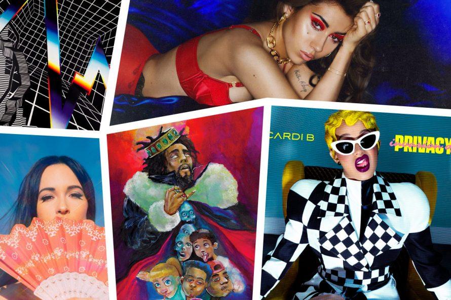 Best Albums of 2018 (So Far)