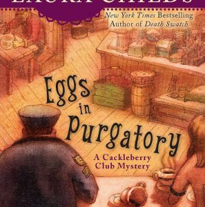Deliciously Fictitious Book Club: Eggs in Purgatory