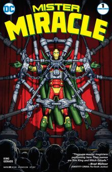Mister Miracle by Tom King & Mitch Gerads