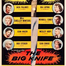 Classic Film Series: The Big Knife
